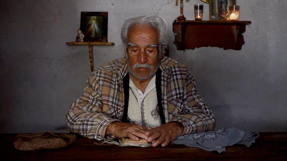 "Raymundo Delgado Muñoz en ""La maldad"", de Joshua Gil."