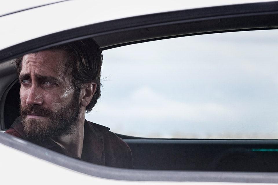 "Jake Gyllenhaal en ""Nocturnal Animals""."