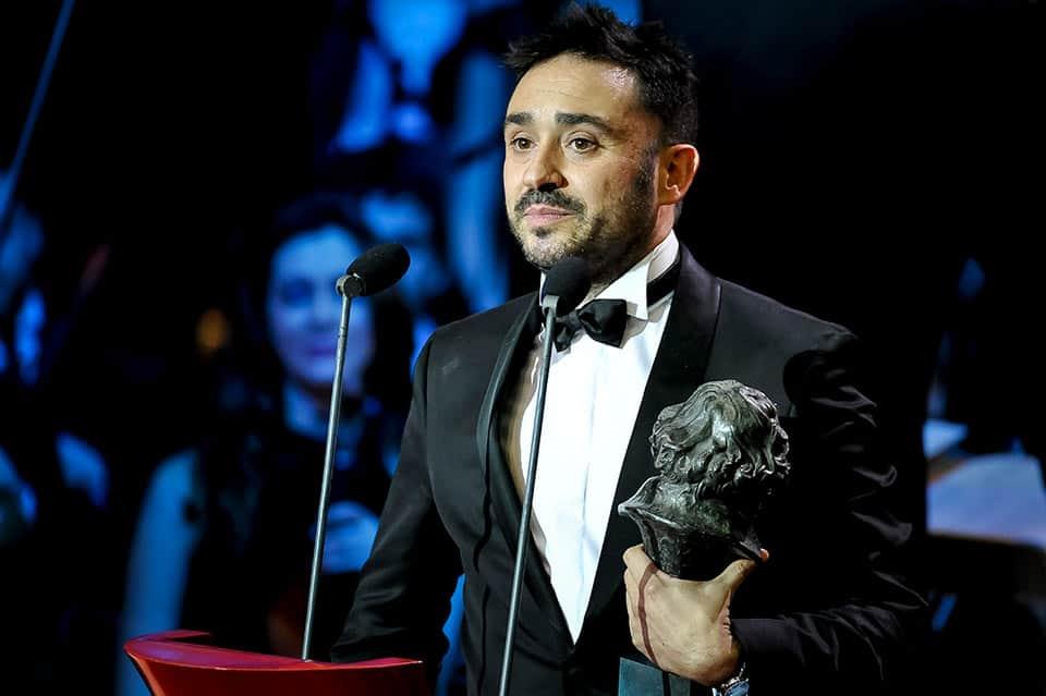 El director Juan Antonio Bayona.