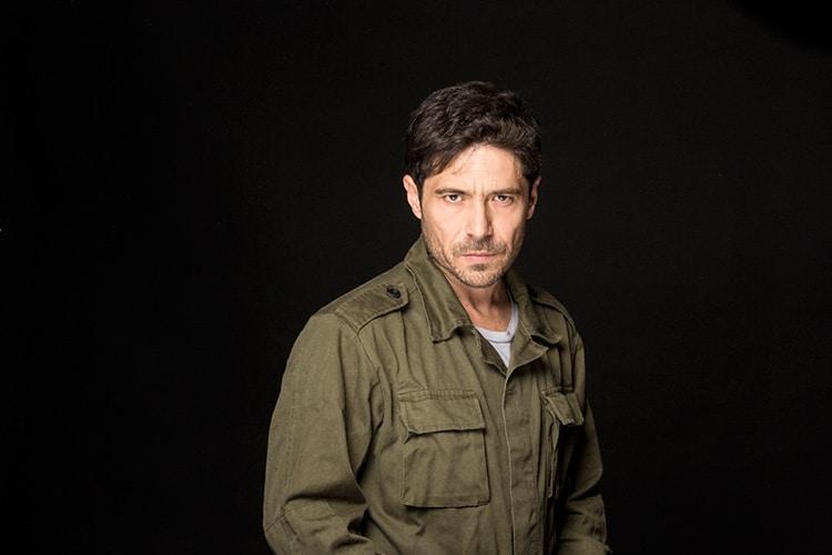 """Héctor Kotsifakis en """"El cielo de los presos""""."""