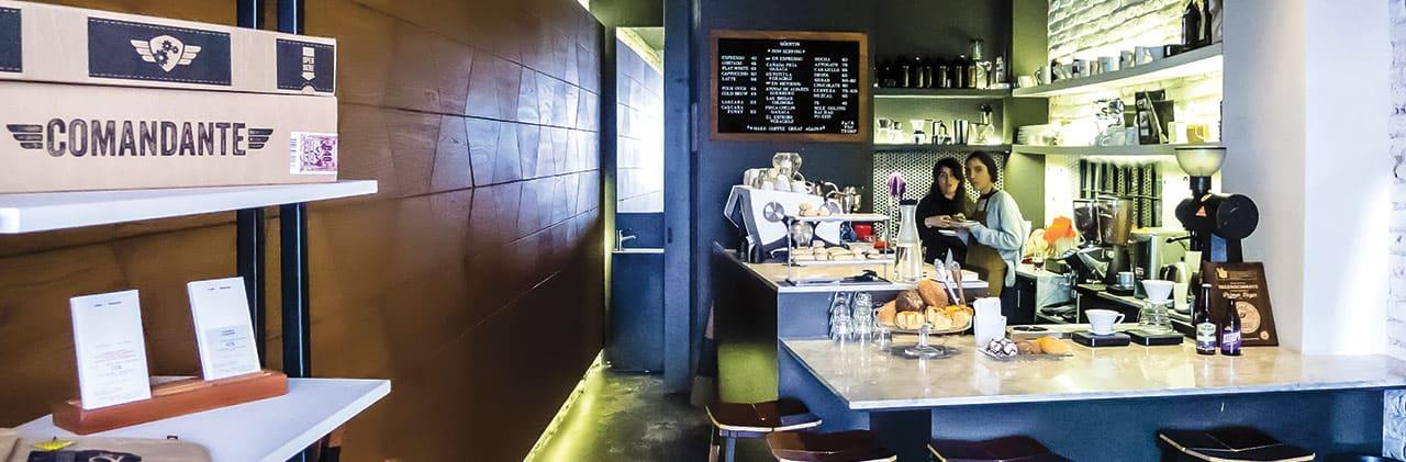Portada ruta de expertos en café