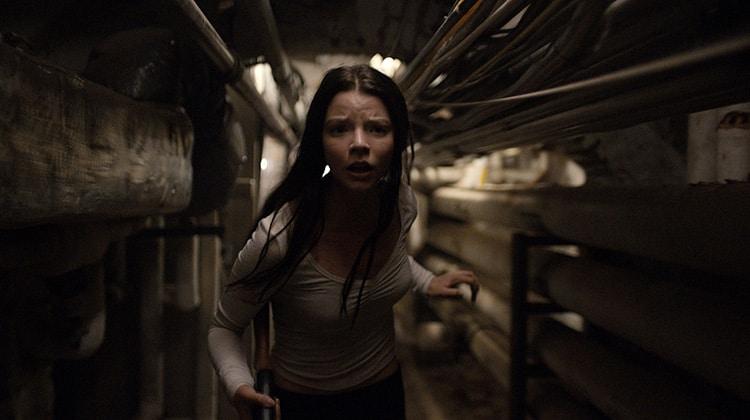 Anya Taylor-Joy como Casey Cooke