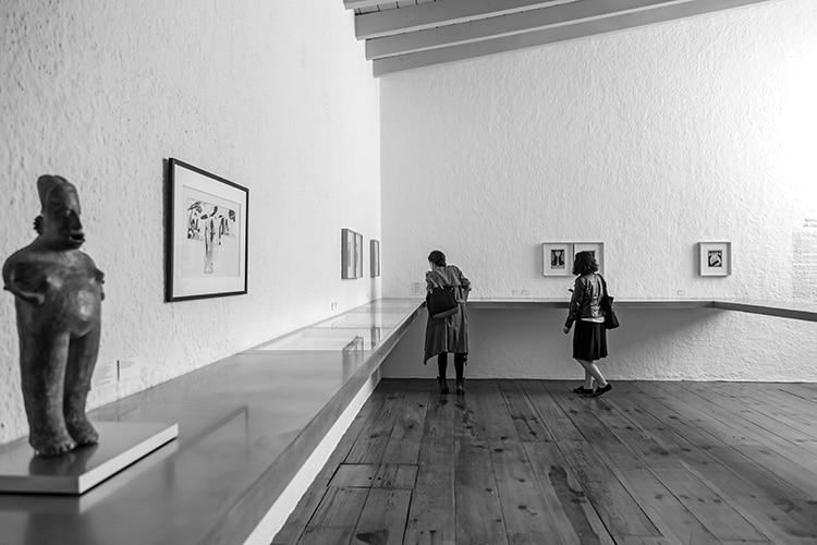 """Casa Luis Barragán albergó la exposición """"Marius de Zayas"""""""