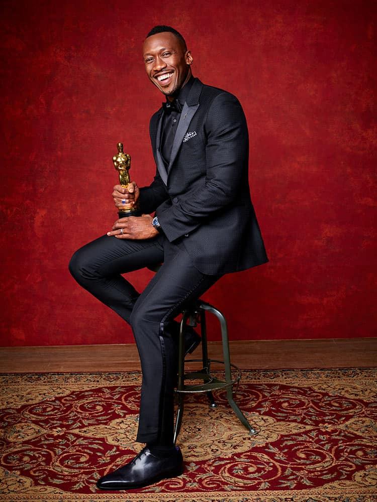 """Mejor Actor de Reparto por """"Moonlight""""."""