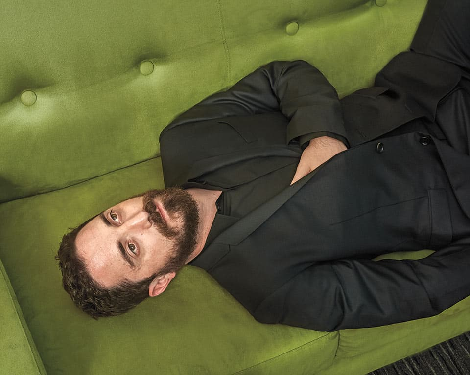 Pablo Larraín 2, por Corey Olsen