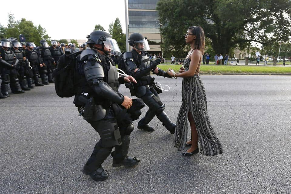 Fotografía: Jonathan Bachman / Thomson Reuters.