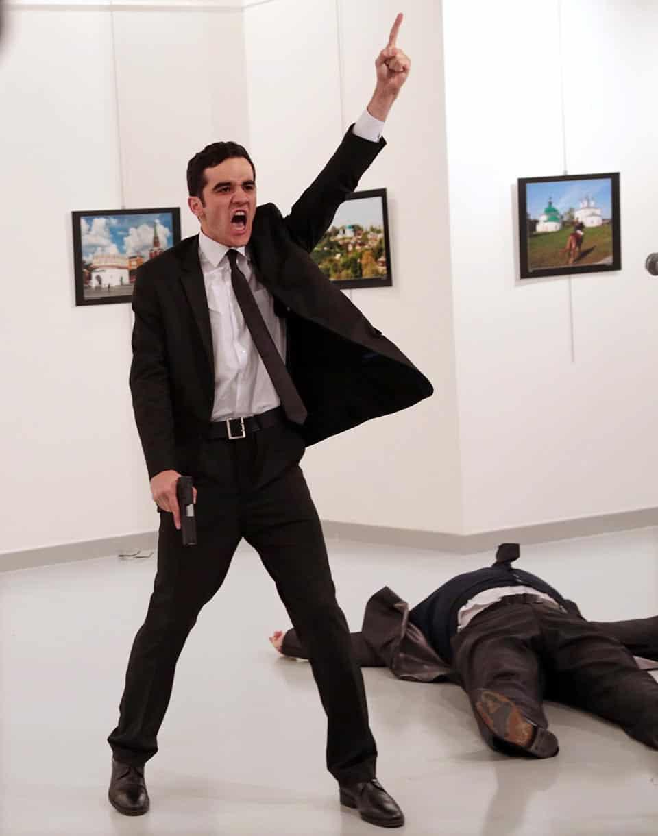 Burhan Ozbilici / The Associated Press.