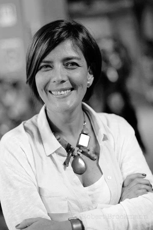 Retrato Magela Baudoin