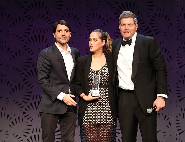 Virgilio Martínez y Pía León, de Central, en Lima, Perú, quinto lugar en The World's 50 Best Restaurants 2017.