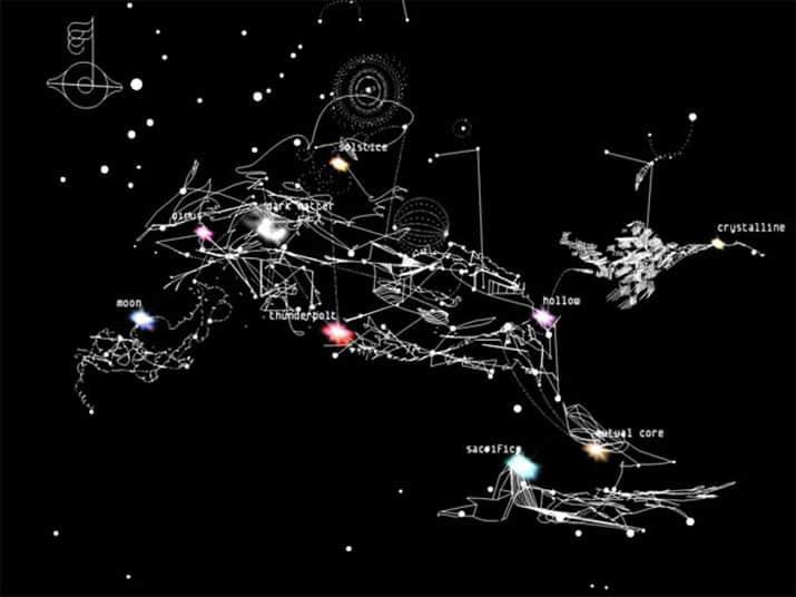 björk digital, exhibición de Björk en Foto Museo Cuatro Caminos