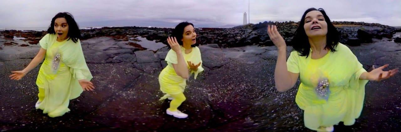 björk digital, exhibición de Björk en Foto Museo Cuatro Caminos, portada
