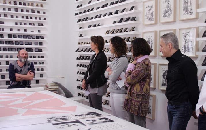 Carlos Amorales rumbo a la Bienal de Venecia 2017, int2