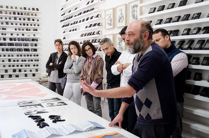 Carlos Amorales rumbo a la Bienal de Venecia 2017, int 4