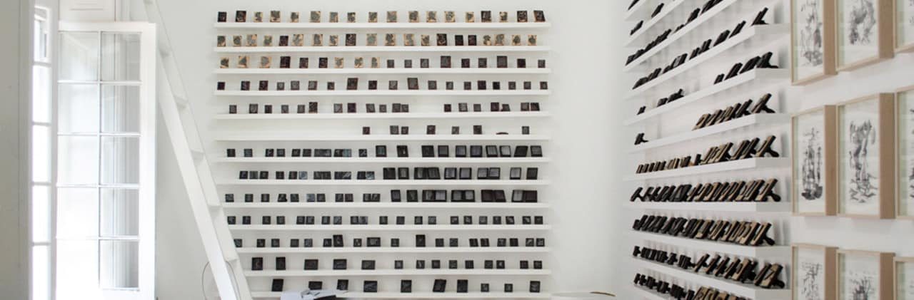 Carlos Amorales rumbo a la Bienal de Venecia 2017, portada