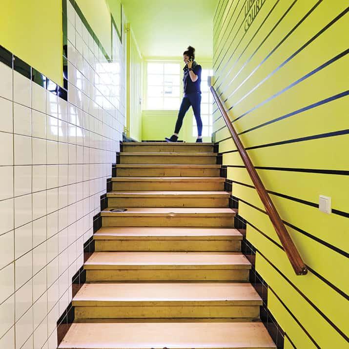 Droog, diseño conceptual en Amsterdam. Int. 1
