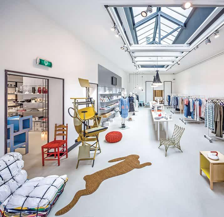 Droog, diseño conceptual en Amsterdam. Int. 2