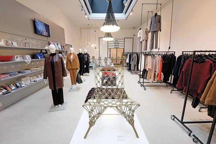 Droog, diseño conceptual en Amsterdam. Int 3