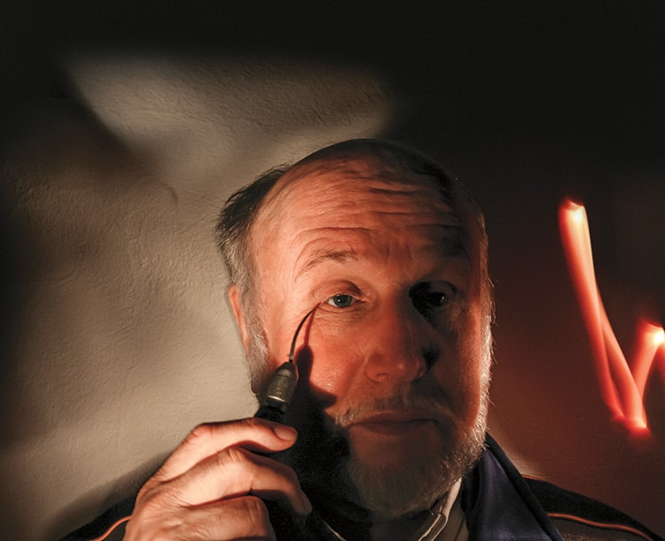 Evgen Bavcar, el fotógrafo ciego más famoso del mundo, 1