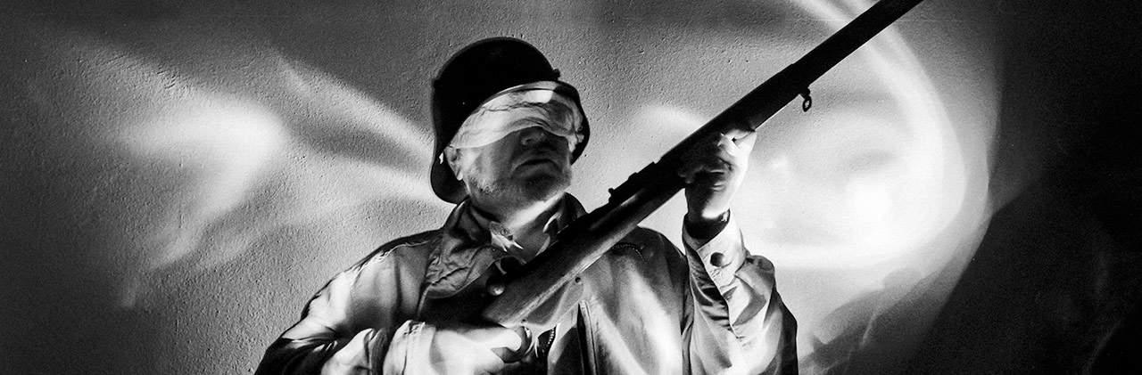 Evgen Bavcar, el fotógrafo ciego más famoso del mundo, portada