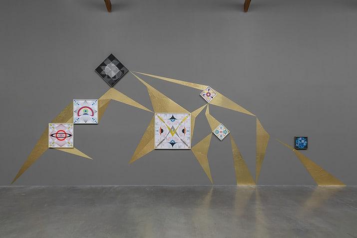 Haegue yang, artista surcoreana, en Kurimanzutto 2