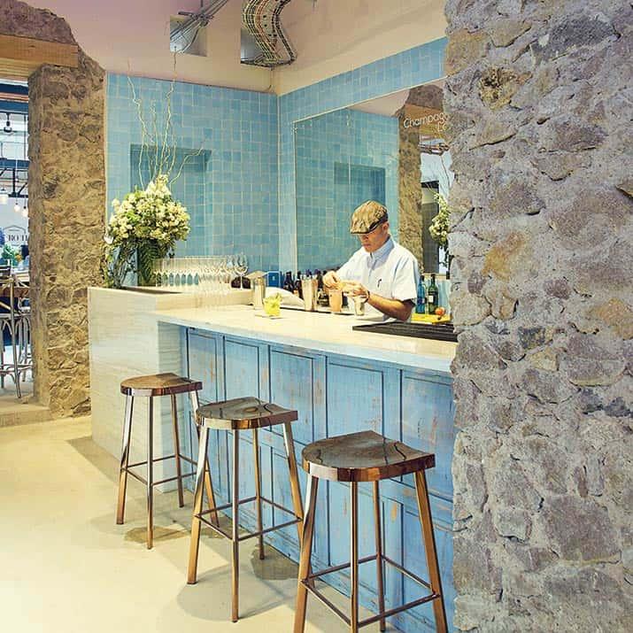 L'Ôtel en San Miguel de Allende, bar