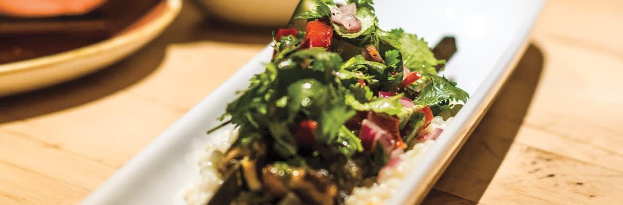 Merkavá, cocina israelí en la Ciudad de México, portada