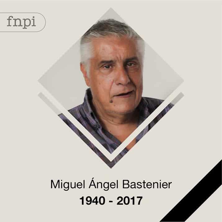 Murió Miguel Ángel Bastenier
