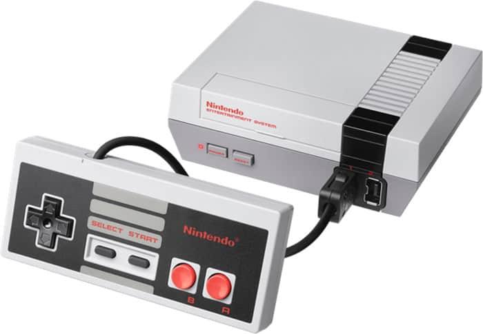 NES Classic Edition – El negocio de la nostalgia