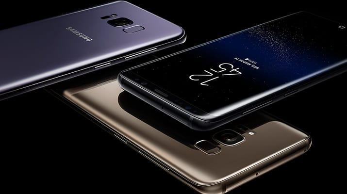 Samsung Galaxy S8 y S8 plus. Int 2