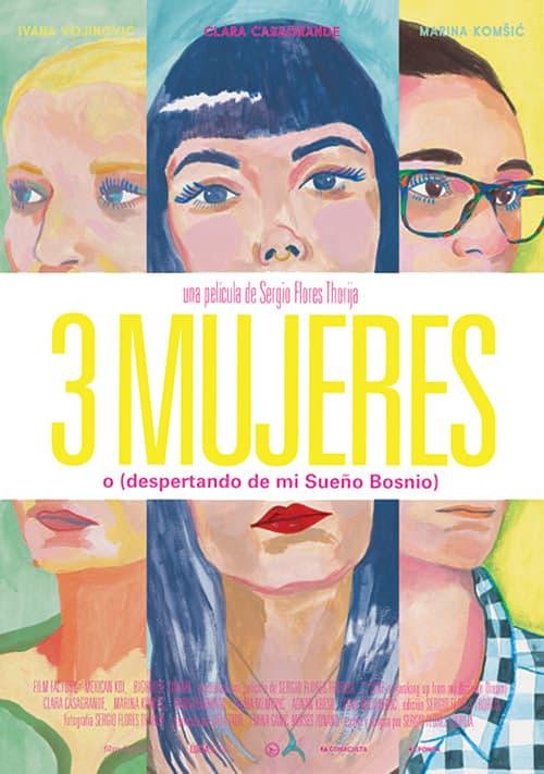 Poster película de Sergio Flores Thorija