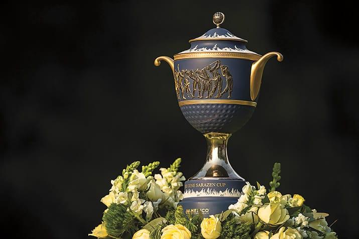 World Golf Championship en el Club de Golf Chapultepec de la Ciudad de México. Copa.