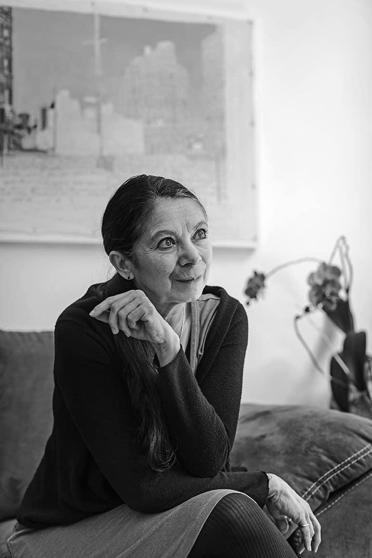 Carmen Boullosa y el libro de Ana, sobre Ana Karenina