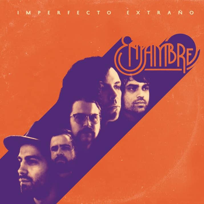 El nuevo disco de Enjambre, Imperfecto Extraño, int1