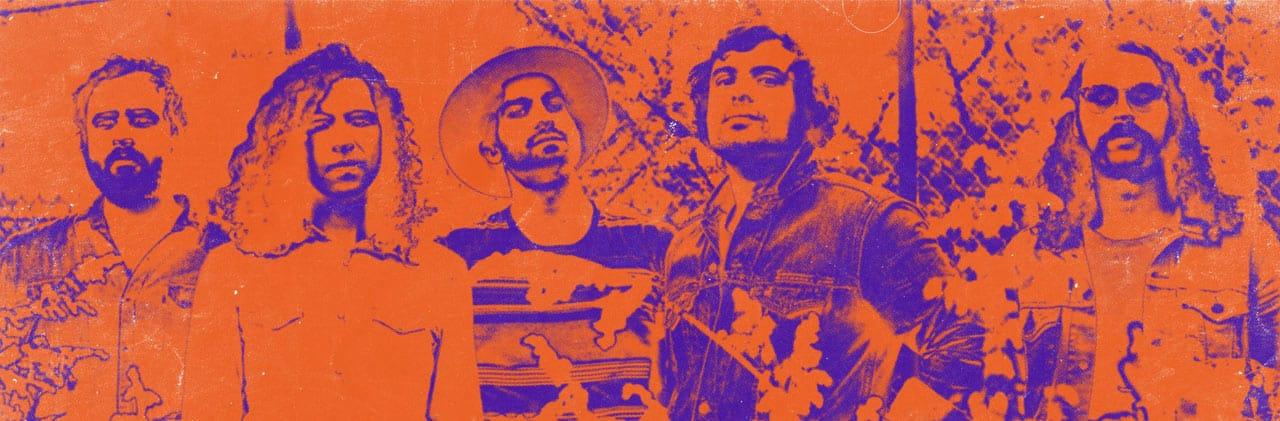 El nuevo disco de Enjambre, Imperfecto Extraño, portada