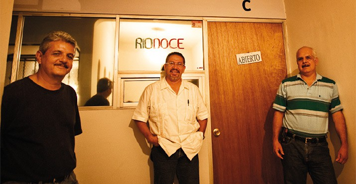 Entrevista con Javier Valdez, interior