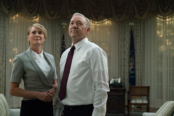 Los mejores estrenos de Netflix en mayo: House of Cards