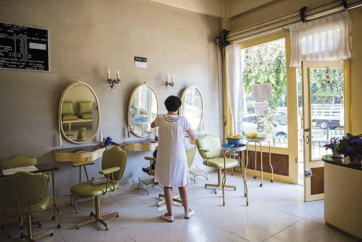 Peluquerías de barrio en Polanco, Salón de Belleza Mavis 2.