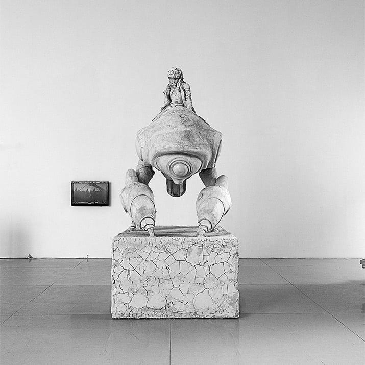 Pablo León de la Barra en el Museo de Arte de Zapopan, int1