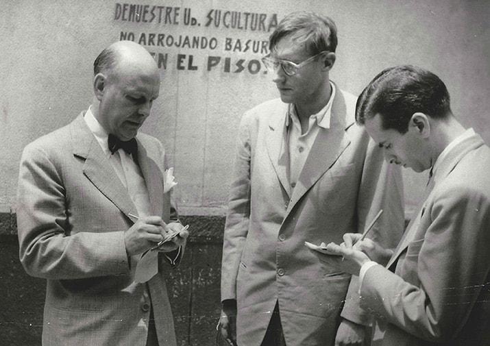 Exhibición de nota roja en el Museo del Estanquillo, int2