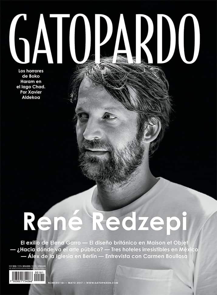 Portada 181: René Redzepi revolucionó la gastronomía contemporánea
