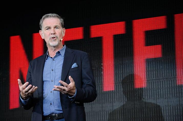 Puede desbancar Netflix a las cadenas de cine