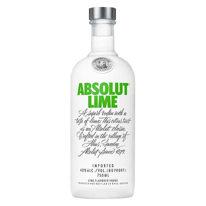 Absolut Lime México vodka 660 botellas, int1