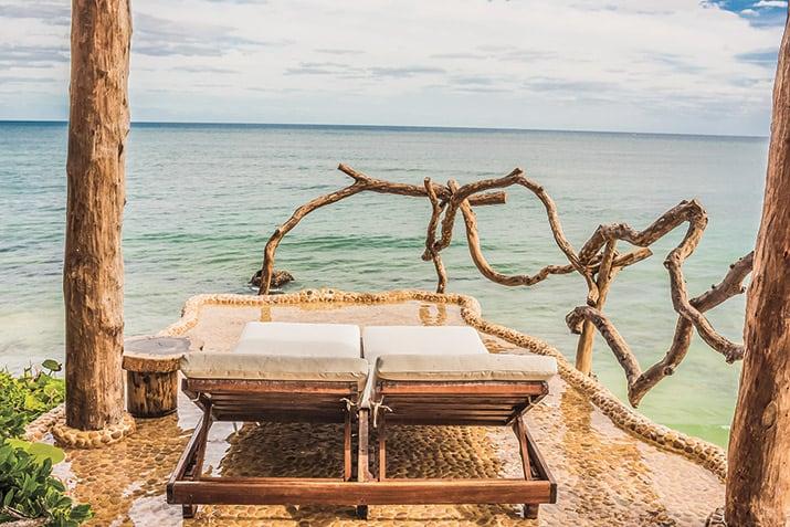 Hotel Azulik Tulum hospedaje sustentable int 1