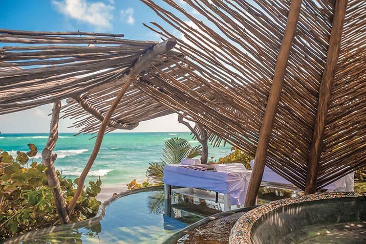 Hotel Azulik Tulum hospedaje sustentable int4