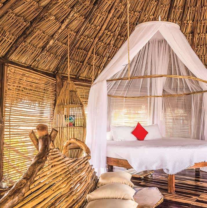 Hotel Azulik Tulum hospedaje sustentable int 2