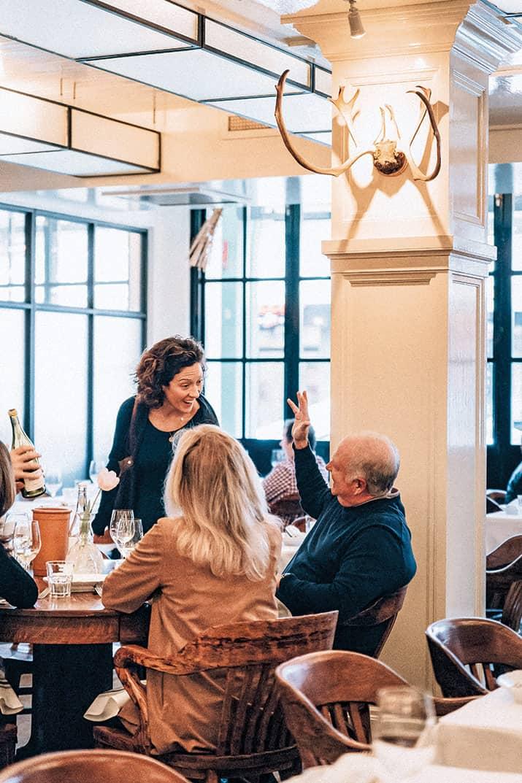 restaurantes indispensables de la pequeña italia en montreal, int4
