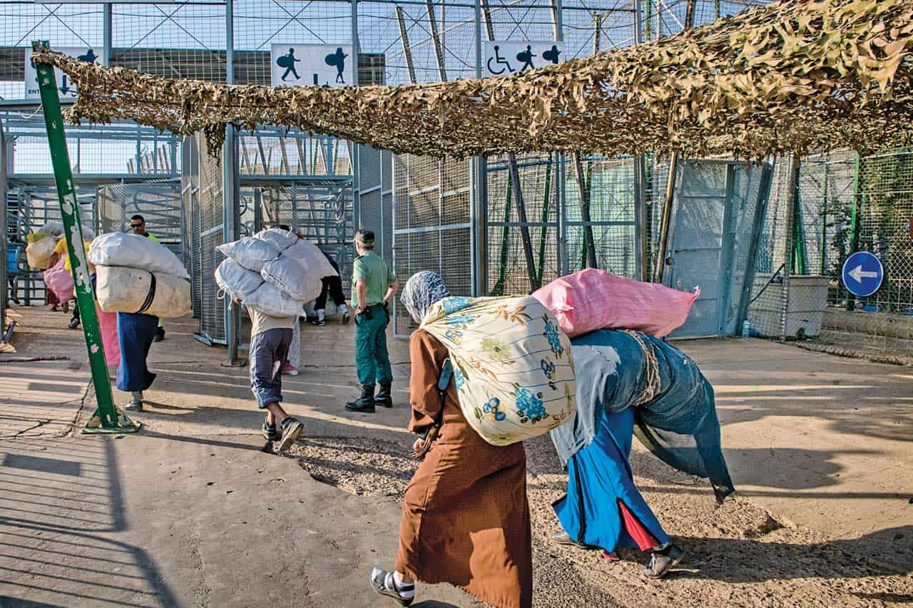 refugiados migracion frontera ceuta y melilla, int2