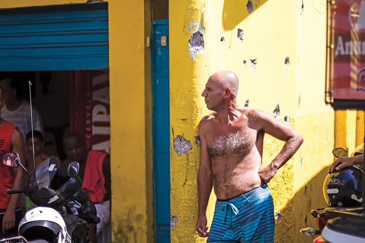 violencia en las favelas de Río de Janeiro Brasil, int1