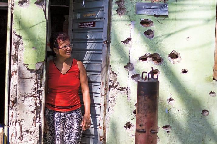 violencia en las favelas de Río de Janeiro Brasil, int3