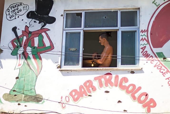 violencia en las favelas de Río de Janeiro Brasil, INT4